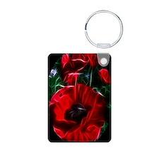 I love poppies Keychains