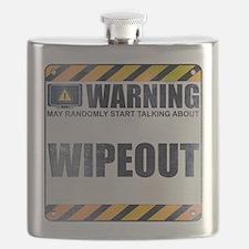 Warning: Wipeout Flask