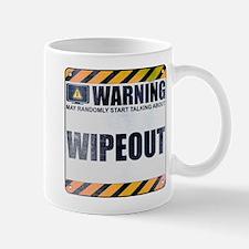 Warning: Wipeout Mug