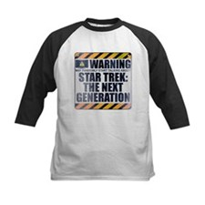 Warning: Star Trek: The Next Generation Tee