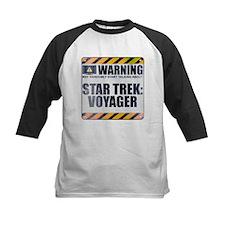 Warning: Star Trek: Voyager Tee