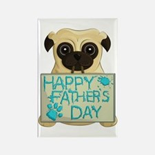 Father's Day Pug Magnets