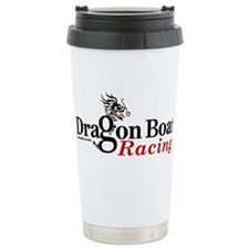 Unique The dragon boat Travel Mug