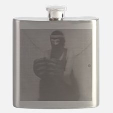 Girl Fighter Flask