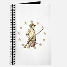 Concord Minuteman Drawing Journal