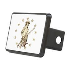 Concord Minuteman Drawing Hitch Cover
