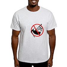 Cute Anti bagpipes T-Shirt