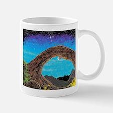 cresent arch Mugs