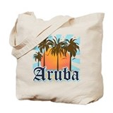 Aruba Canvas Bags
