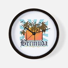 Bermuda Wall Clock