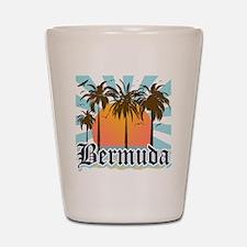Bermuda Shot Glass