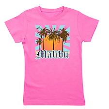 Malibu California Girl's Tee