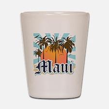 Maui Hawaii Shot Glass