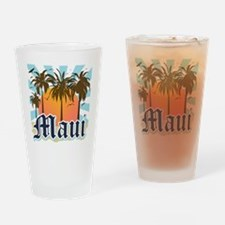 Maui Hawaii Drinking Glass