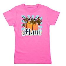 Maui Hawaii Girl's Tee