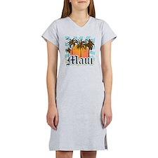 Maui Hawaii Women's Nightshirt