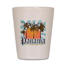 Panama Shot Glass