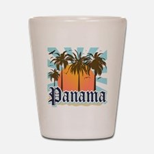 Panama Shot Glass