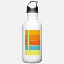 Unique Horizontal Water Bottle
