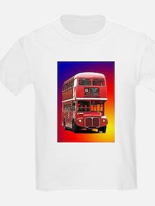 London RouteMaster Bus T-Shirt