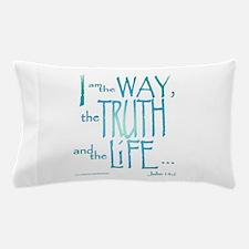 I am the Way Pillow Case