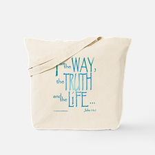 I am the Way Tote Bag