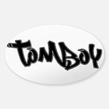 Tomboy Decal