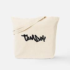 Tomboy Tote Bag