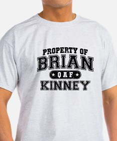 Property of Brian Kinney T-Shirt