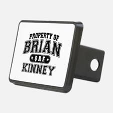 Property of Brian Kinney Hitch Cover