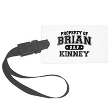 Property of Brian Kinney Luggage Tag