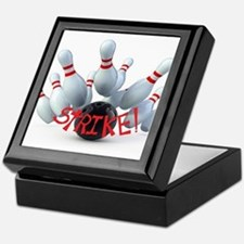 STRIKE! Keepsake Box