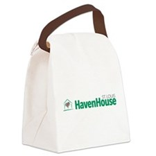 HavenHouse Canvas Lunch Bag