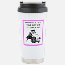 catfight Travel Mug