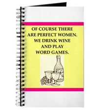 word games Journal