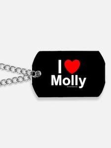 Molly Dog Tags