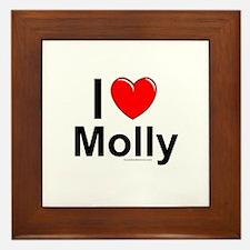 Molly Framed Tile