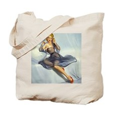 Pin Up: Lingerie ! Tote Bag