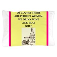 golf Pillow Case