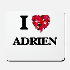 I Love Adrien Mousepad