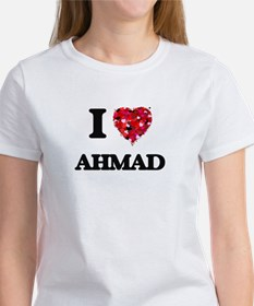 I Love Ahmad T-Shirt