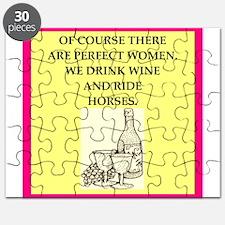 equestrian Puzzle