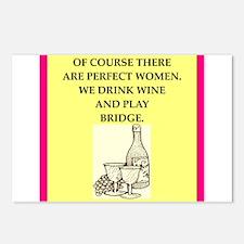 bridge Postcards (Package of 8)