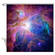Cute Universe Shower Curtain