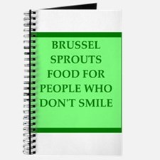 brussle sprouts Journal