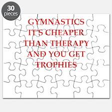 gymnastics gifts Puzzle