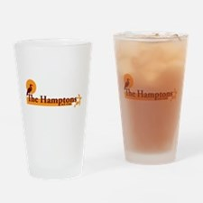 The Hamptons - Long Island Design. Drinking Glass