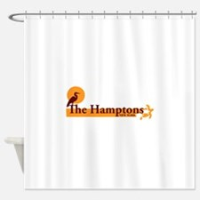 The Hamptons - Long Island Design. Shower Curtain
