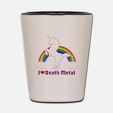 Funny Metal Shot Glass