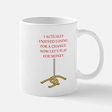 horseshoes gifts Mugs